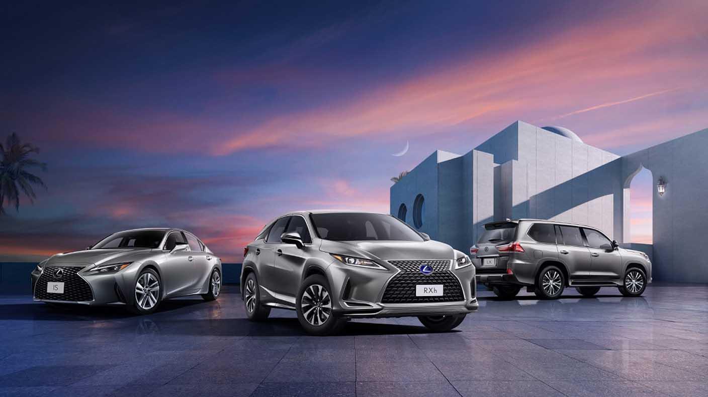 Lexus UAE Launches Competitive Ramadan Offers
