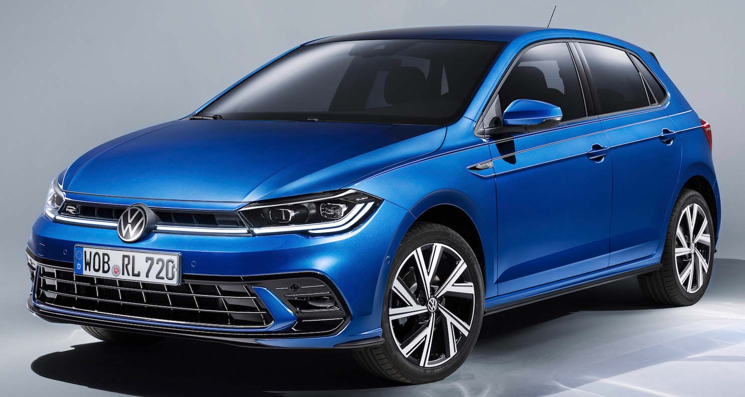 The New Volkswagen Polo Is Available To Pre Order now