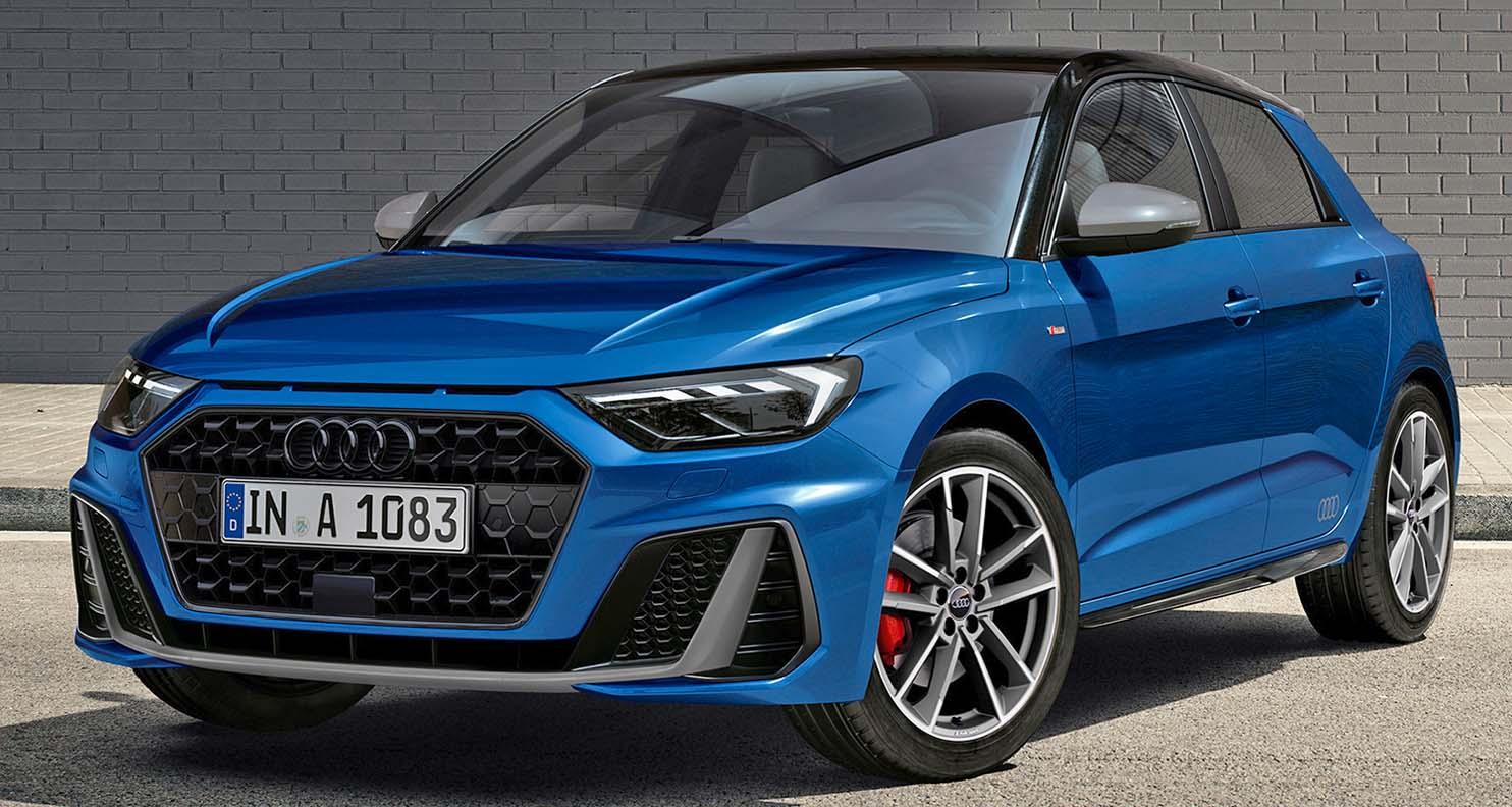 Audi A1 Sportback S Line Competition (2022)