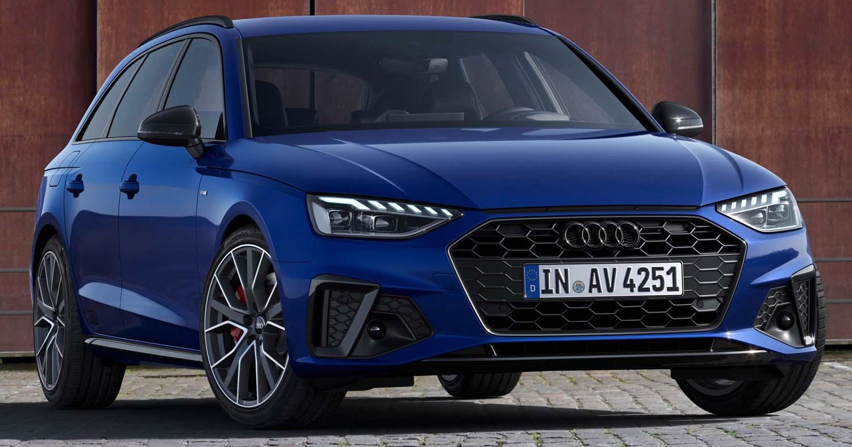 Audi A4 Avant S line Competition Plus (2022)
