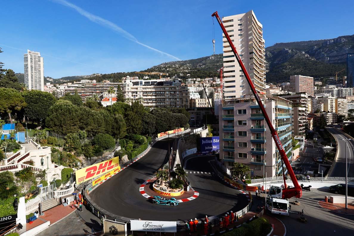 Podium And Points For Jaguar Racing At Thrilling Monaco E-Prix