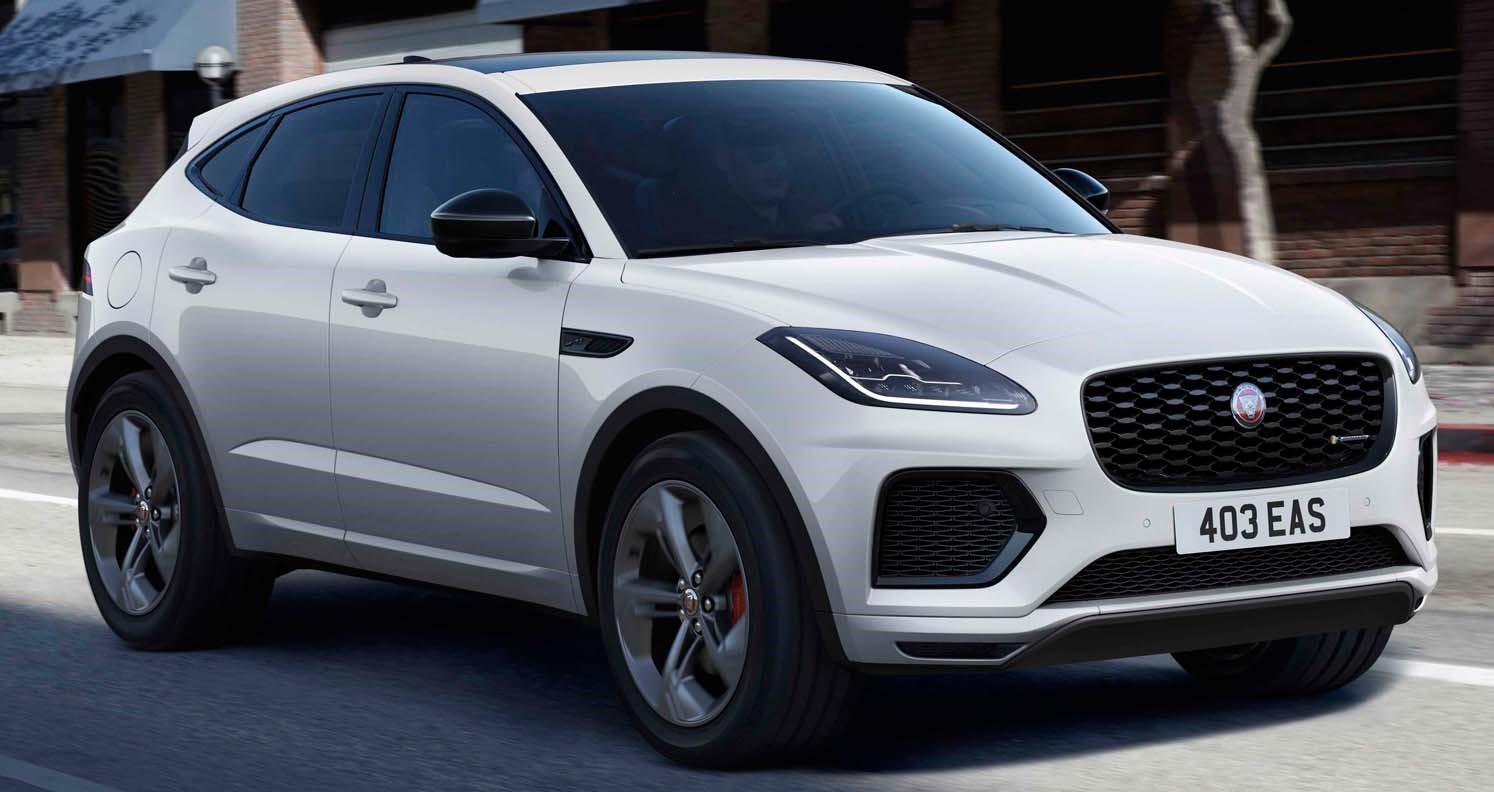 Jaguar E-Pace R-Dynamic Black Edition (2022)