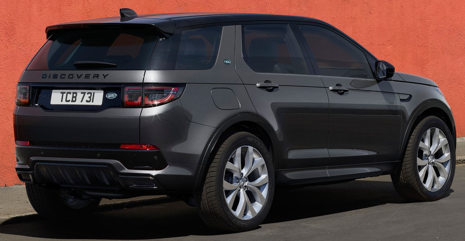 Land Rover Discovery Sport (2022) Updates