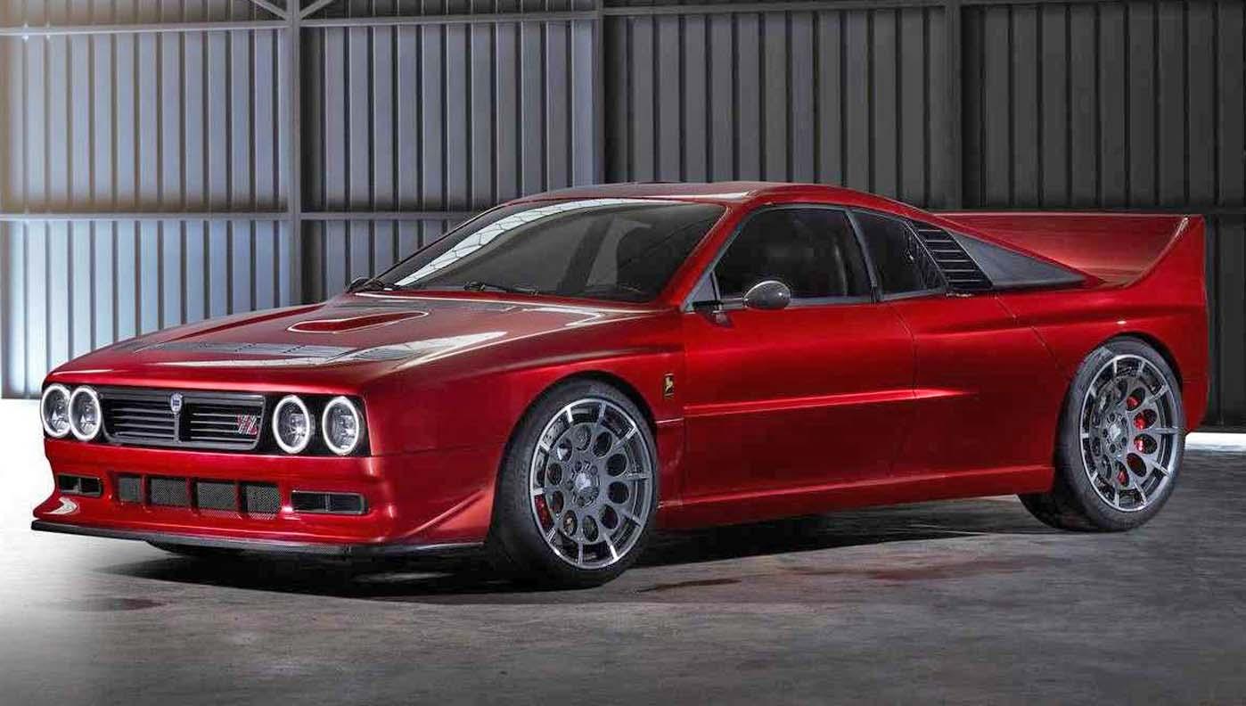 Lancia Kimera EVO37 – The Queen Is Back