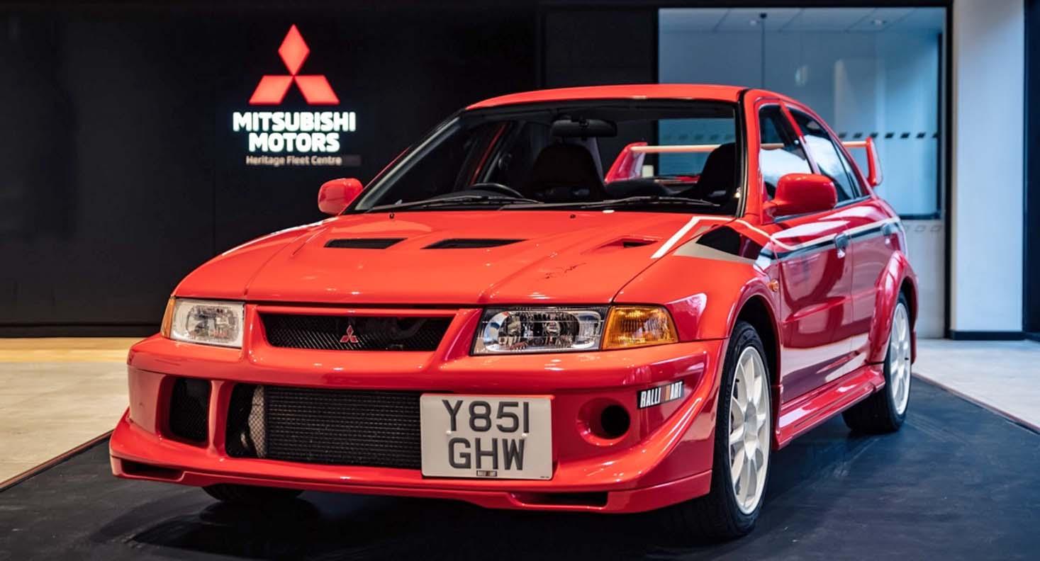 Mitsubishi Will Return To Motorsport Reviving The Ralliart Brand