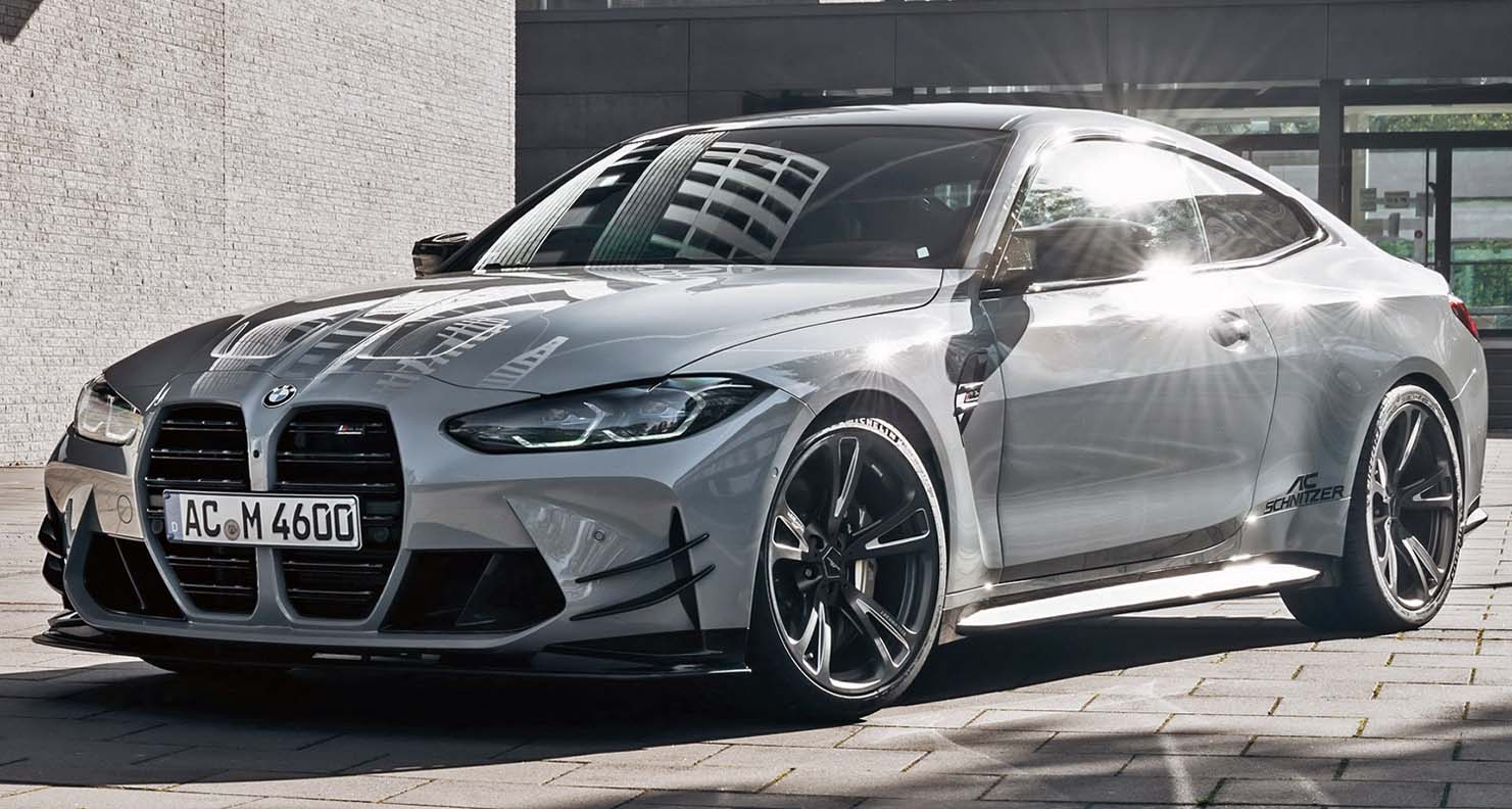 The First AC Schnitzer Parts For The New M4 (G82) Are Ready