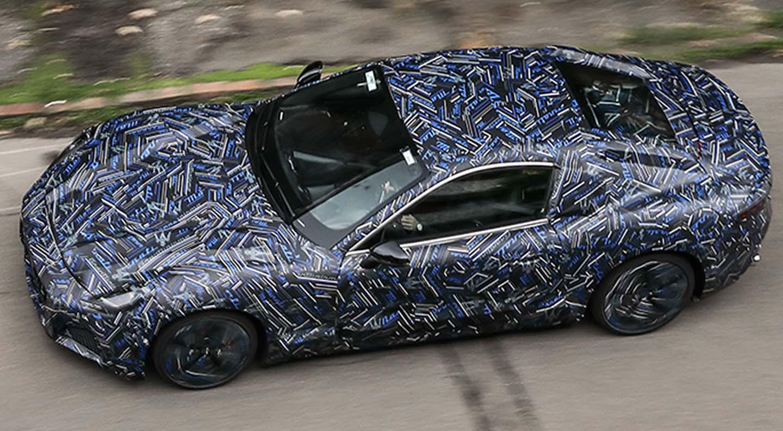 The All-New Maserati GranTurismo (2022) – The Very First Glimpse