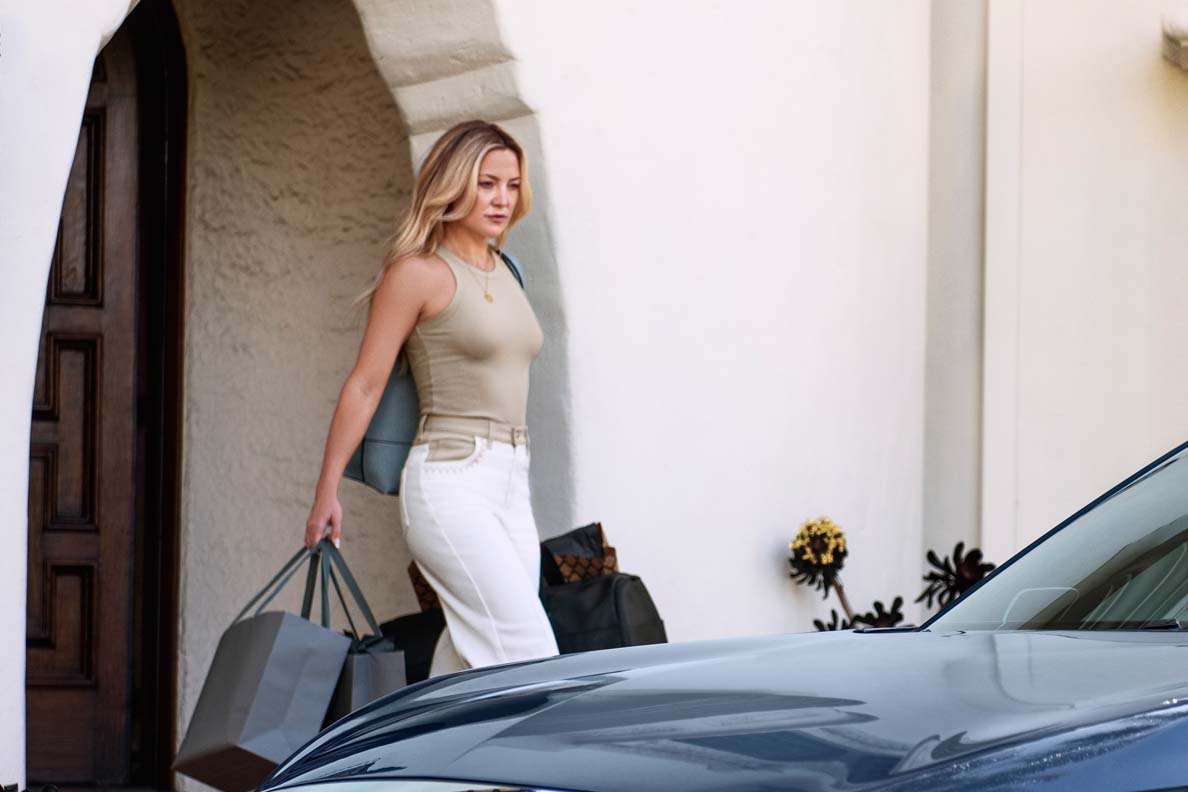 """Nfiniti Presents: """"Conquer Life In Style With All-New Qx60"""" Starring Kate Hudson"""