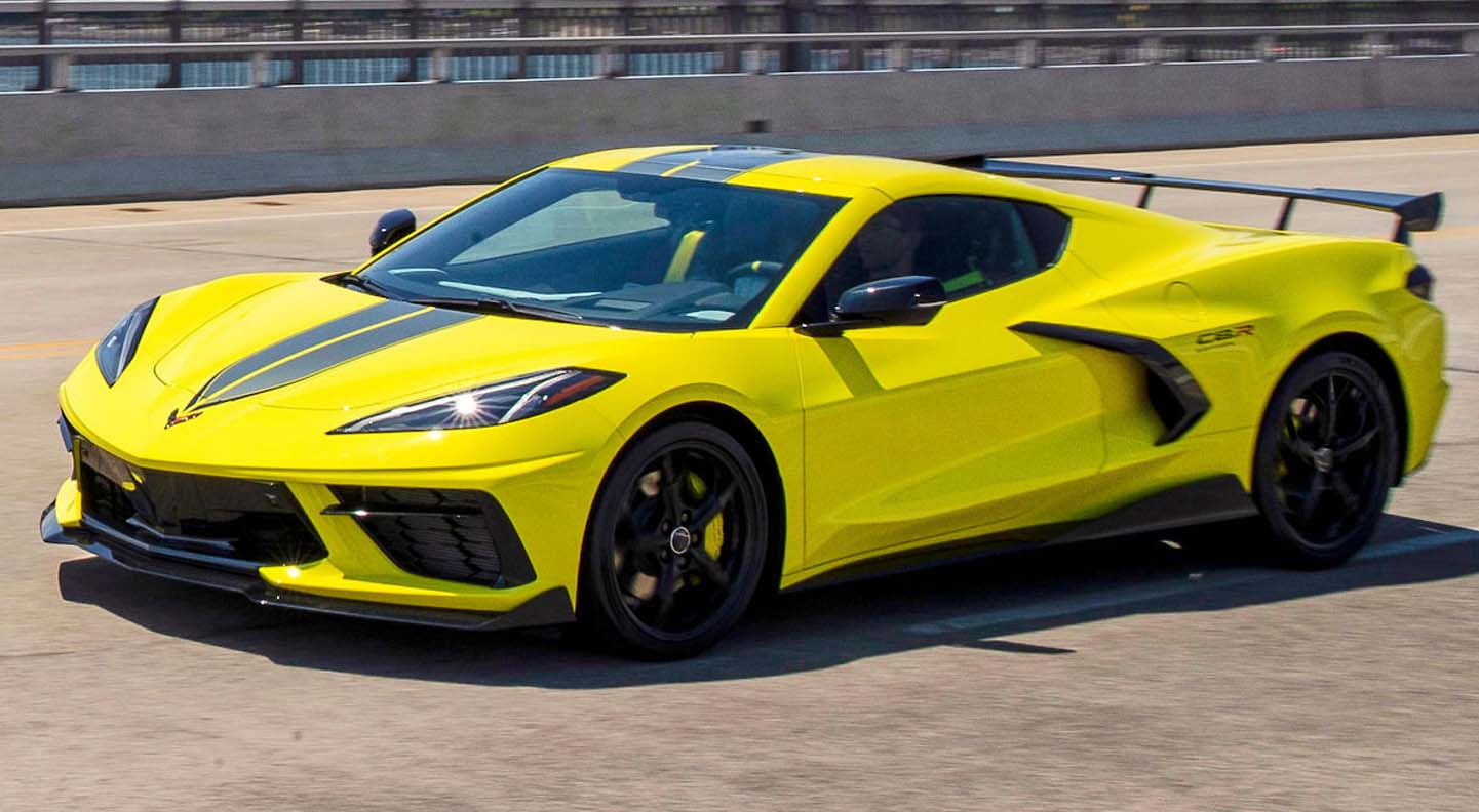 Chevrolet Introduces Special Edition 2022 Corvette Stingray