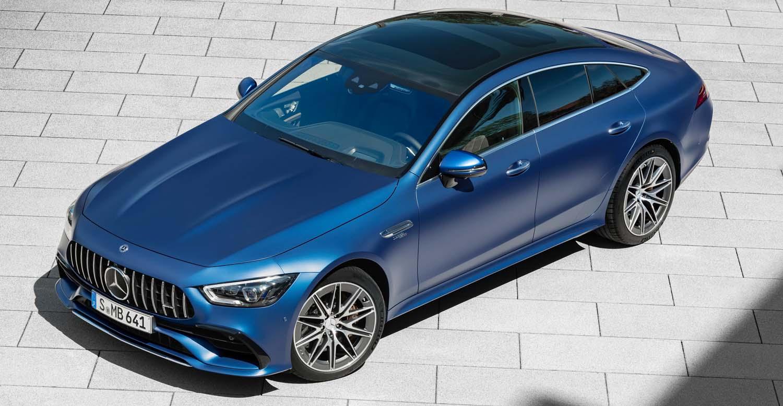 Mercedes-AMG GT53 4-Door Coupe (2022)