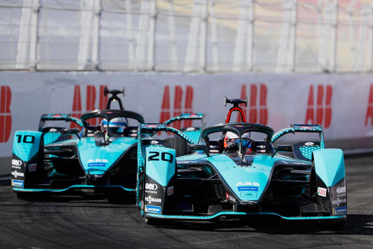 Formula E – Puebla Points For Mitch Evans And Jaguar Racing In Mexico