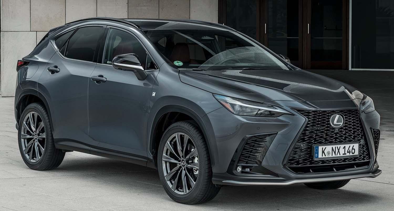 All-New Lexus NX (2022) – Heraldling The Start Of The Lexus Next Chapter