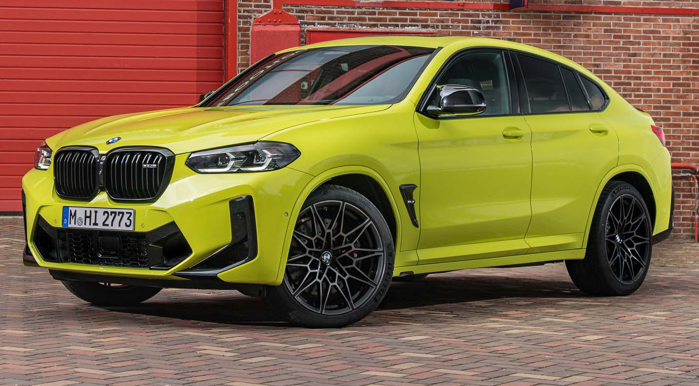 BMW X4 M 2022 – More Torque Better Acceleration And Better Designing Style