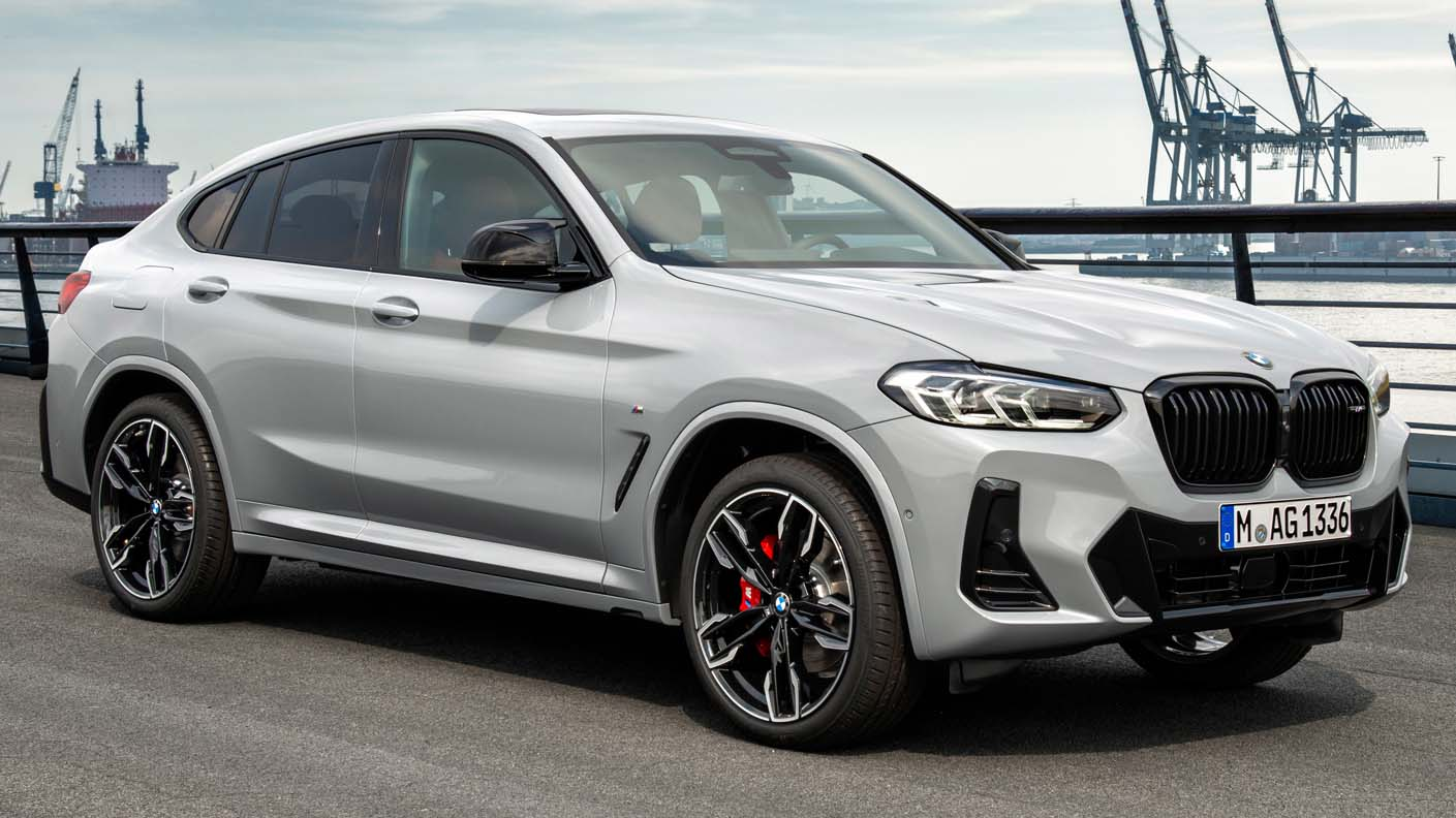 BMW X4 (2022) – New look, Improved Equipment and Optimised For Customers
