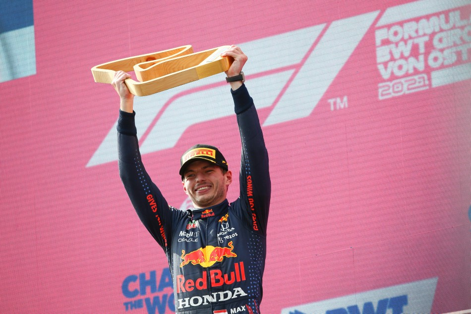 F1 – Verstappen Extends Title Lead With Austrian Grand Prix Grand Slam As Hamilton Finishes Fourth