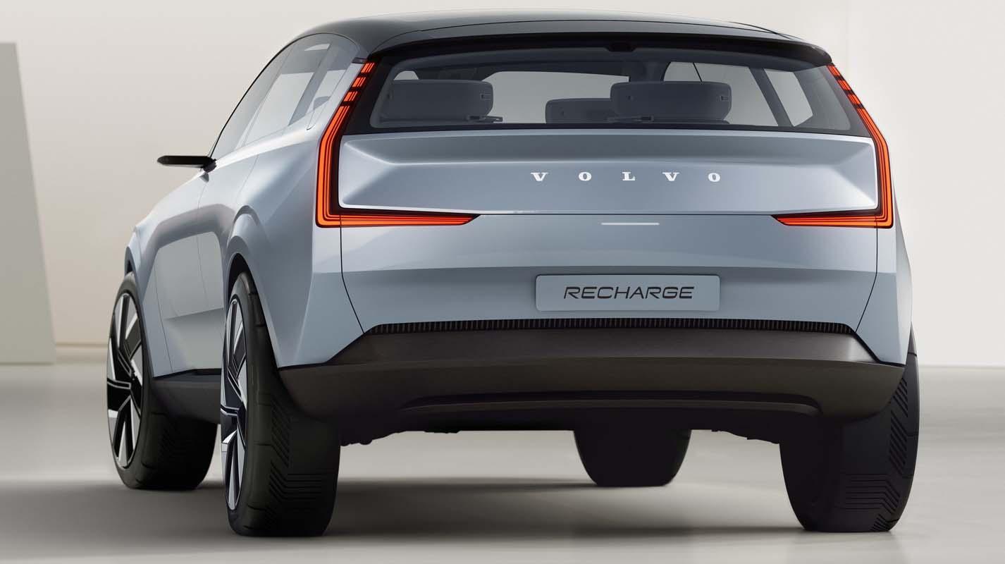 Volvo Concept Recharge – The Manifesto For Volvo Cars' Pure Electric Future