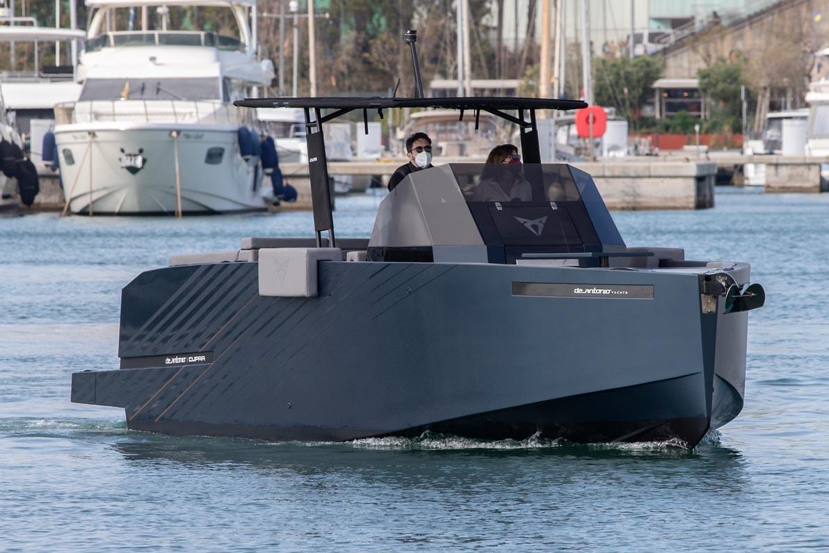De Antonio Yachts D28 Formentor – A Cupra For The Sea