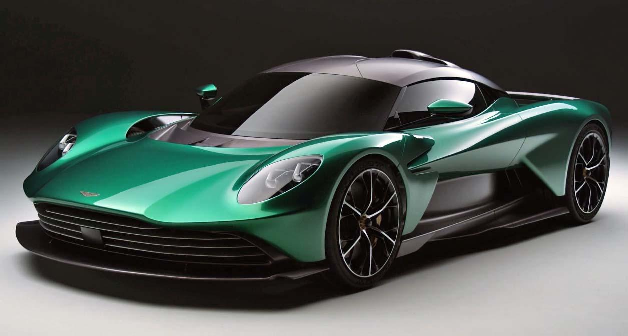 Aston Martin Valhalla 2022 – Sensational Hybrid Supercar Defines The Mastery Of Driving