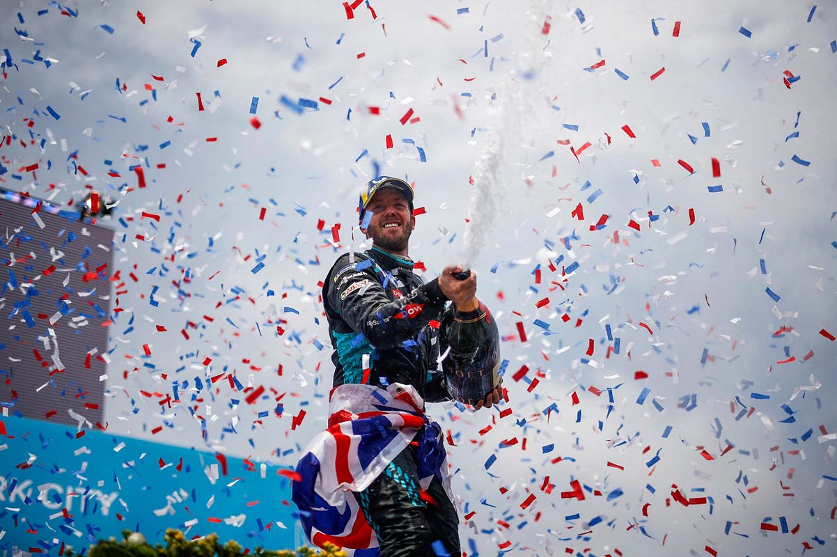 Formula E – Bird Glides To Historic Victory In New York To Lead The Formula E World Championship