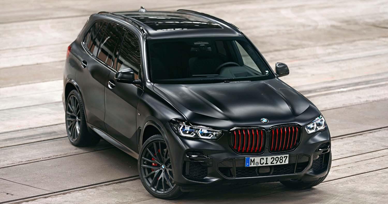 BMW X5 Limited Edition Black Vermilion Plus