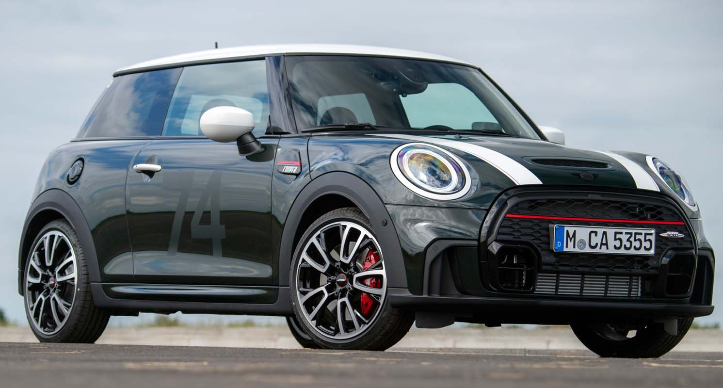 MINI Anniversary Edition (2021) – Traditional Sporting Spirit In The Name Of John Coope