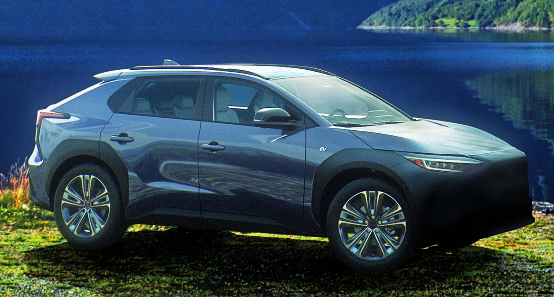 Subaru Solterra (2023) – The All-Electric SUV
