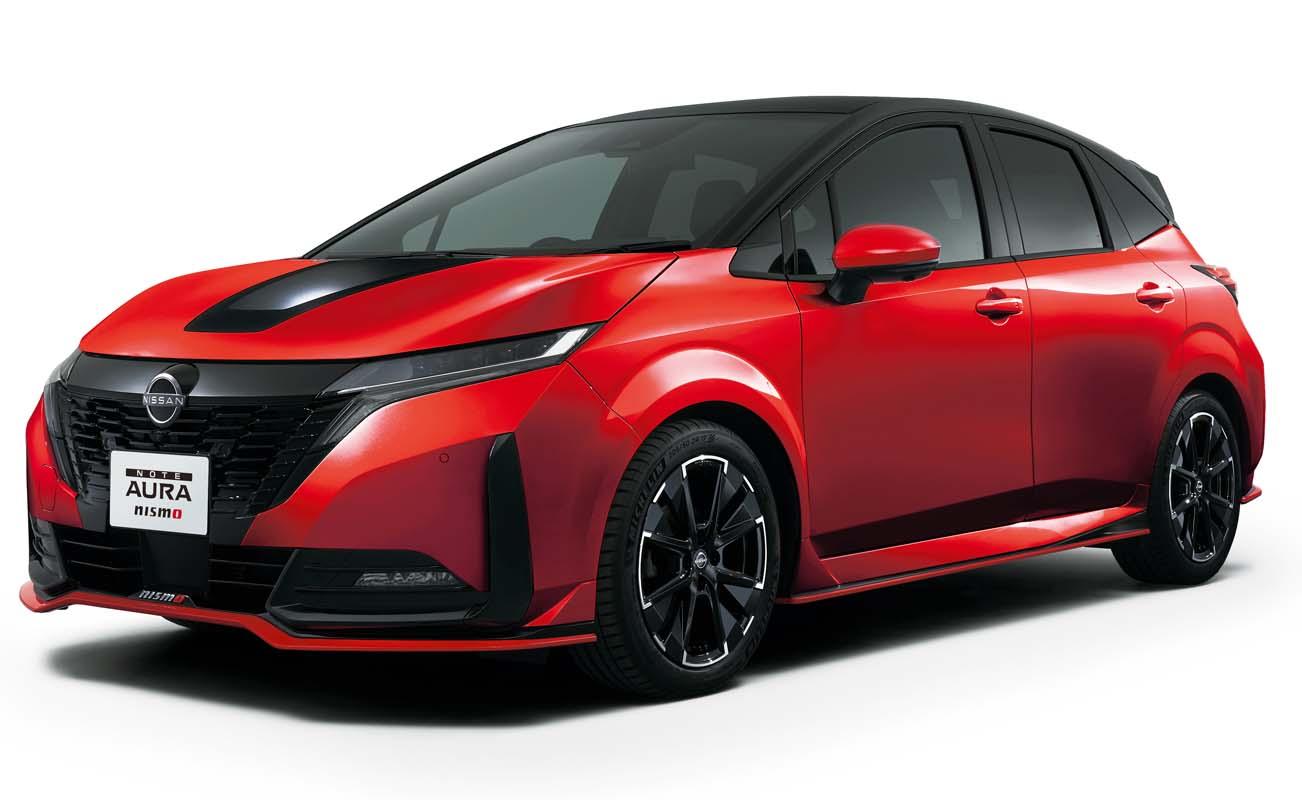 Nissan Note Aura NISMO (2022)