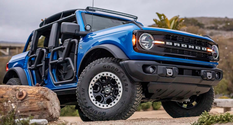 2021 Ford Bronco Riptide Concept (2021)