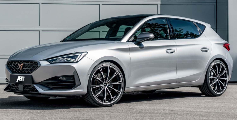 ABT Cupra Leon Hatchback and Sportstourer (2021)