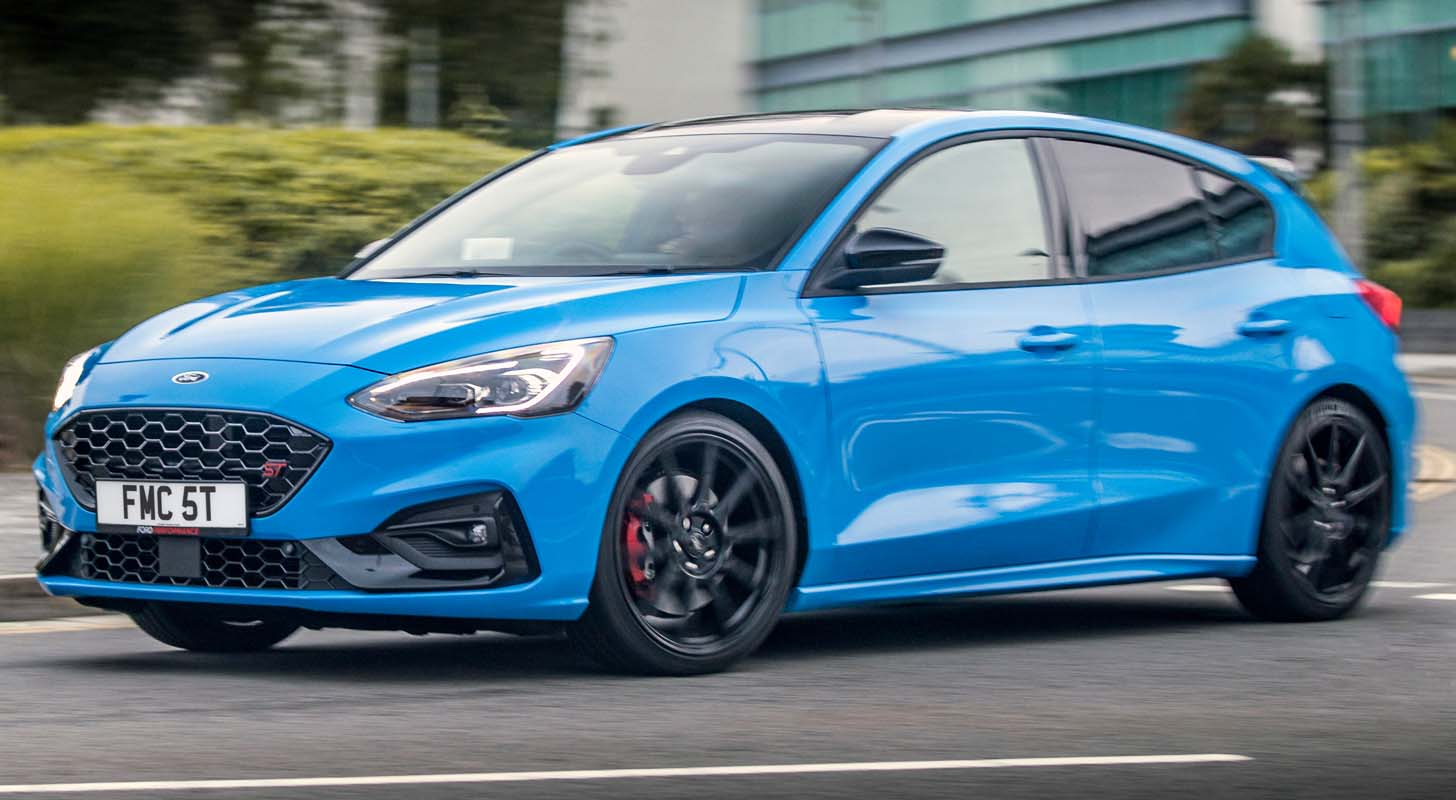 Ford Focus ST Edition (2022)