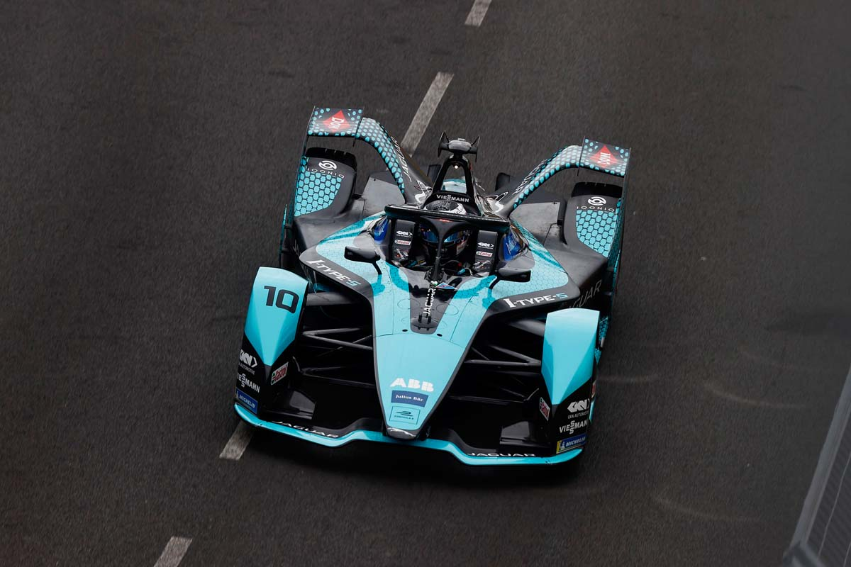The Final Countdown: Jaguar Racing Return To Berlin For Formula E Season Finale
