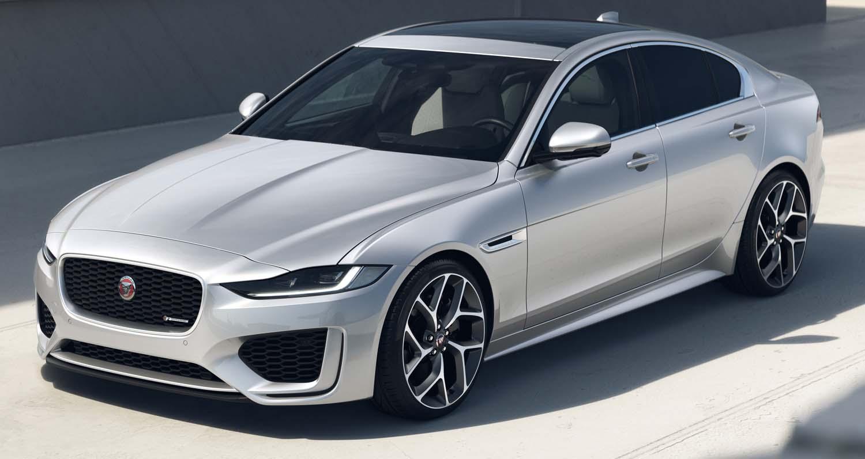 Jaguar XE R-Dynamic Black (2022)