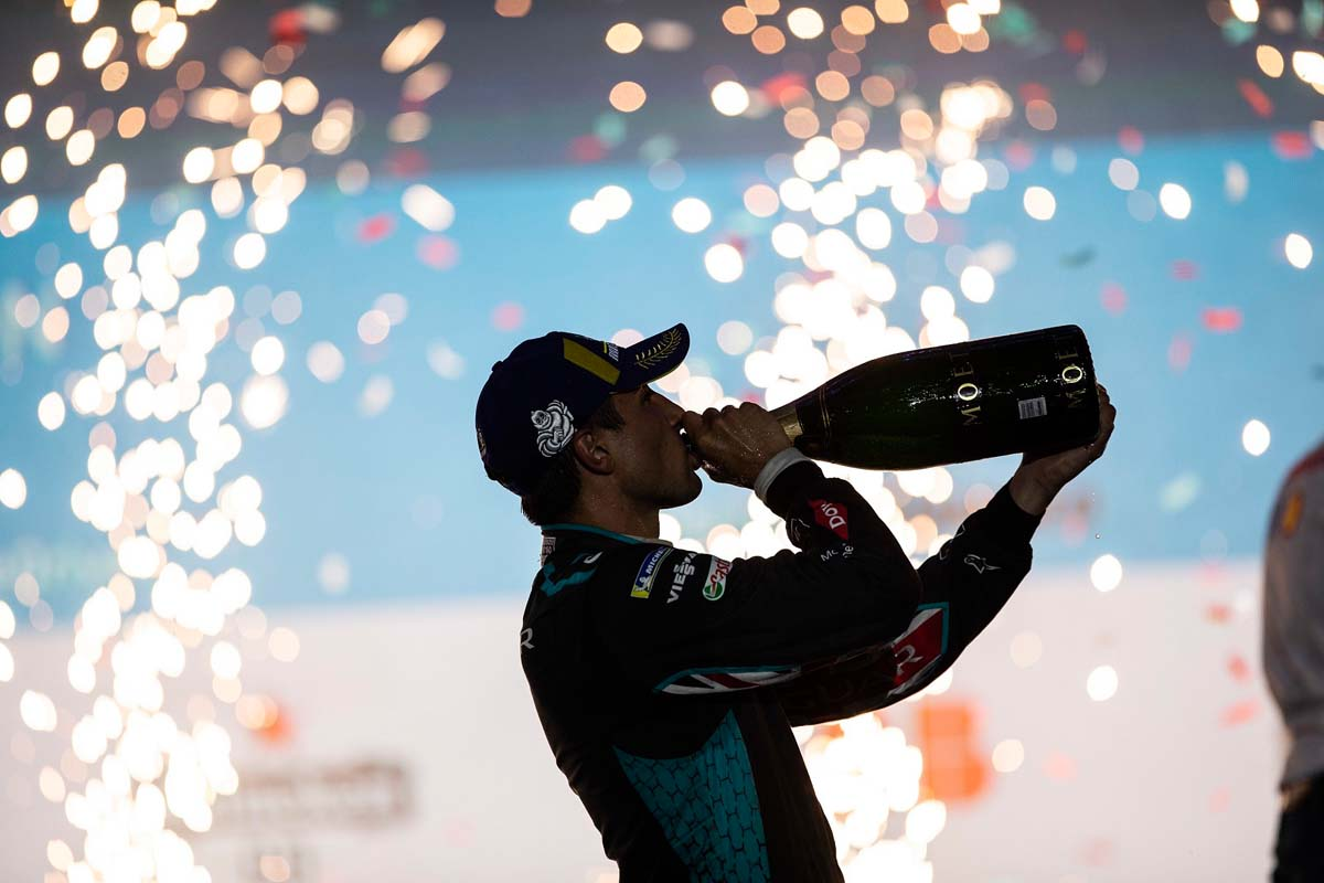 Five Years And Counting: Jaguar Racing Confirms Mitch Evans To Continue With The British Formula E Team