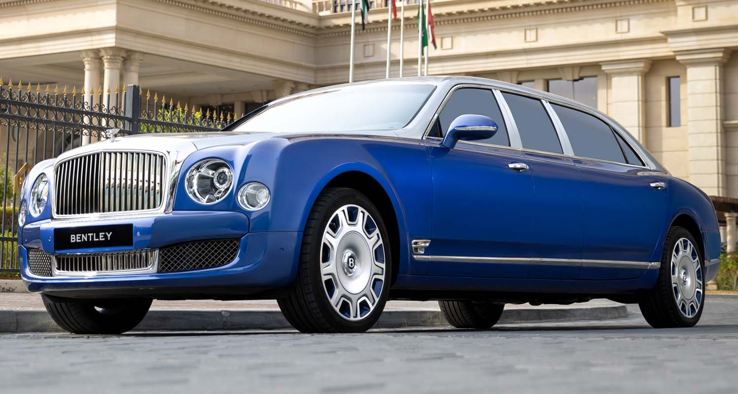Bentley Mulsanne Grand Limousine By Mulliner – A Chance To Own The Ultimate Luxury Four-Door