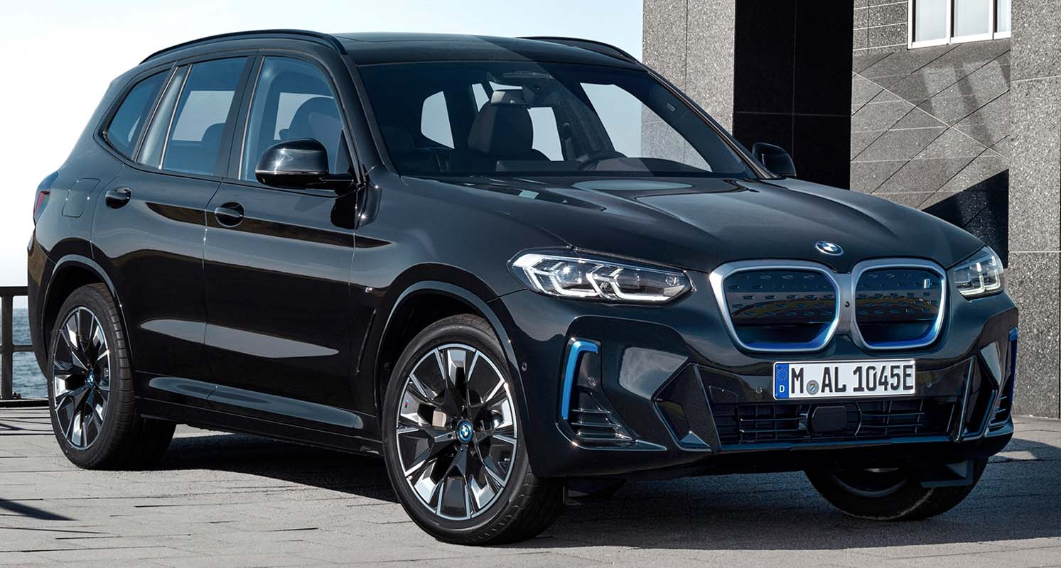 BMW IX3 (2022) – Refreshed Exterior Design And Enhanced Levels Of Standard Equipment