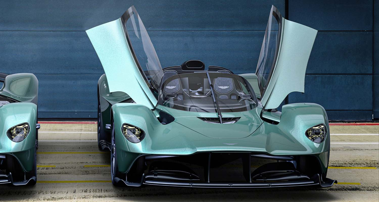 Aston Martin Valkyrie Spider Uncovers Exhilarating Formula One Experience On The Road