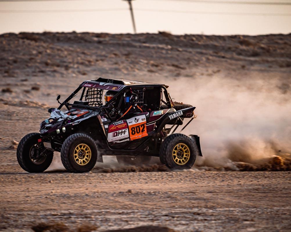 2021 Qatar International Baja: Meshari, Al-Tuwaijri And Al-Kuwari Lead After Semaisma Super Special In Qatar