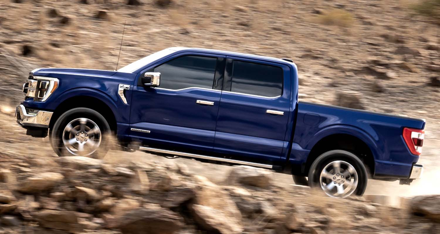 Ford F-150 Powerboost (2021) – Hybrid's Fuel Efficiency, Raptor-Rivalling Torque And All-New Capabilities