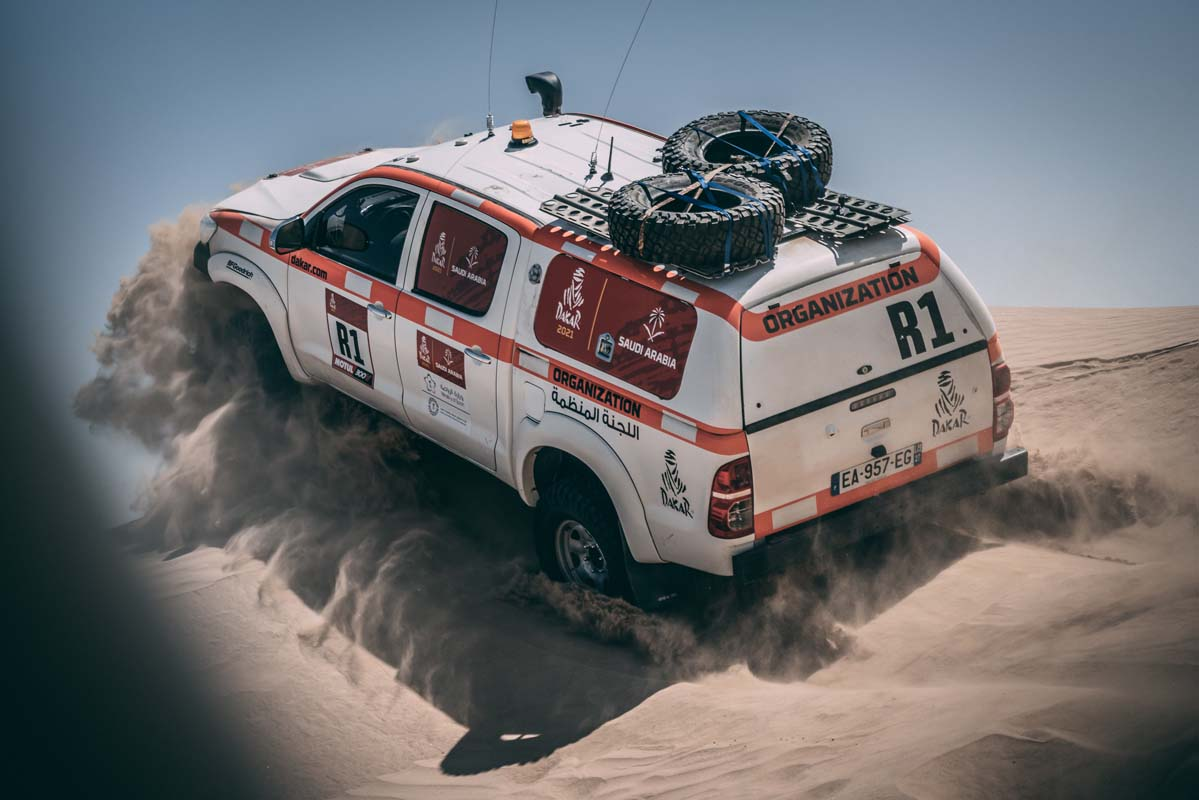 Dakar Rally 2022 – Saudi Arabia: Planning 'the Most Difficult And Challenging Motorsport Event On Earth'