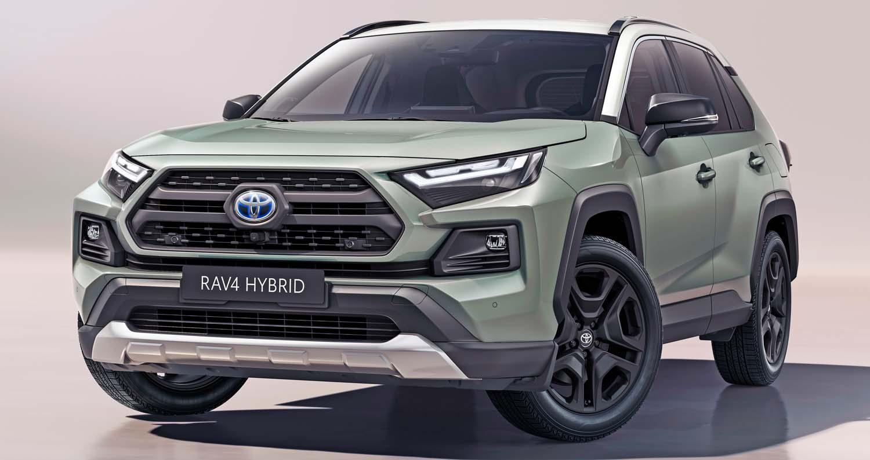 Toyota RAV4 ADVENTURE (2022) – Euro Specs