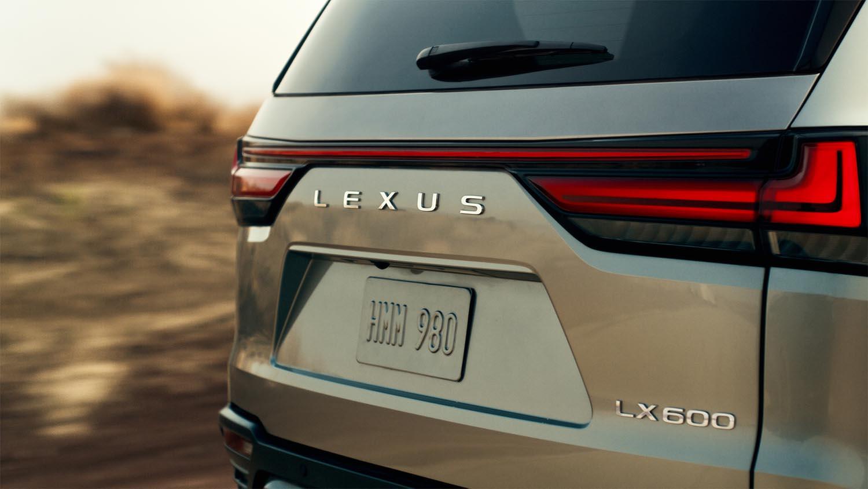 The All-New Lexus LX World Premiere Oct 14, 2021