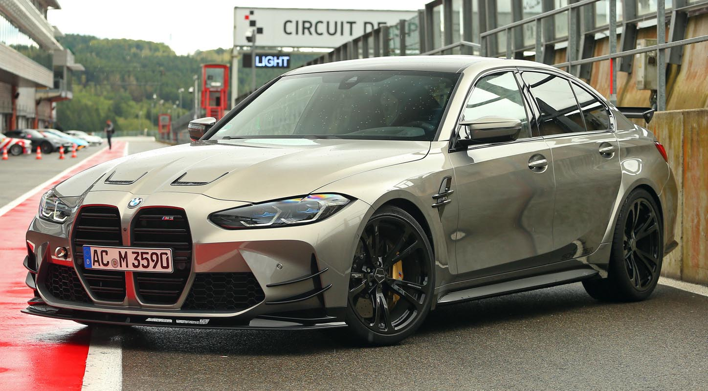 BMW The M3 By AC Schnitzer – The Most Powerful 3-Series Of All Time