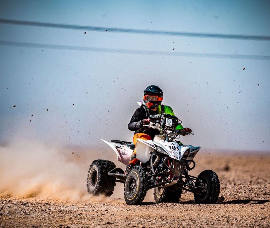 2021 Qatar International Baja: Chalmers, Al-Tuwaijri And Al-Kuwari Fastest On Second Desert Stage