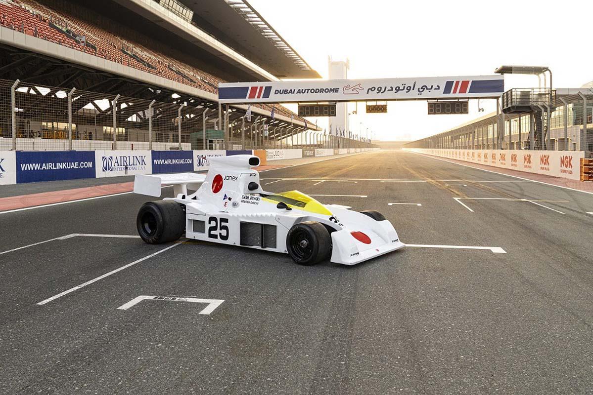 Dubai Autodrome To Hold The Region's Biggest Historic F1 Race To Relive The 1981 Dubai Grand Prix