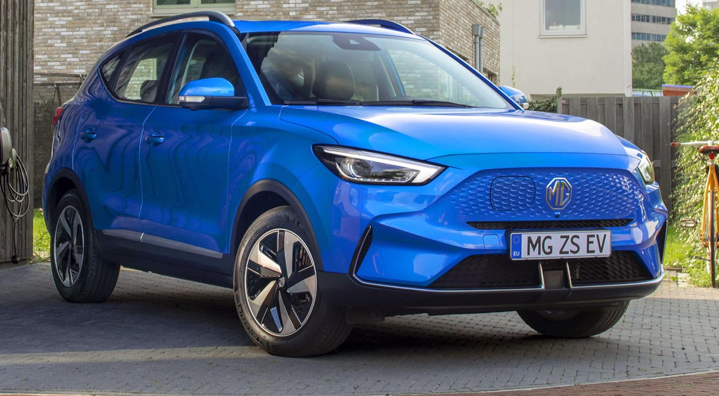 Refreshed ZS EV (2022) To Join Mg Motor Line-Up